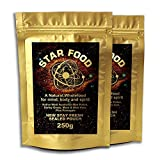 Star Food Double Pack, Superfood 2 x 250g Ormus Monoatomic Gold by Star Food