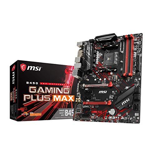 MSI B450 Gaming Plus MAX - Placa Base Performance Gaming (Socket...