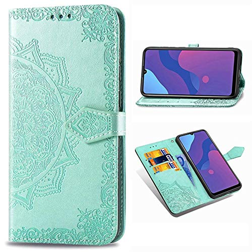 ClickCase Queen Series, Faux Leather Flower...