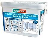 PAREXLANKO Kit de protection à l'eau sous carrelage 6m²
