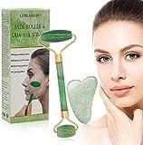 Rouleau de jade, Rouleau de Jade Pierre Massage,Jade Roller Augmenter...