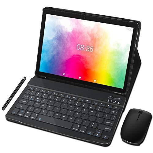 Tablet PC 10 Pollici MEBERRY Ultimo Android 10.0: Tablet Portatile con 4 GB di RAM+ 64 GB di ROM con...