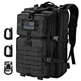 Hannibal Tactical 36L MOLLE Assault Backpack, Tactical Backpack Military...