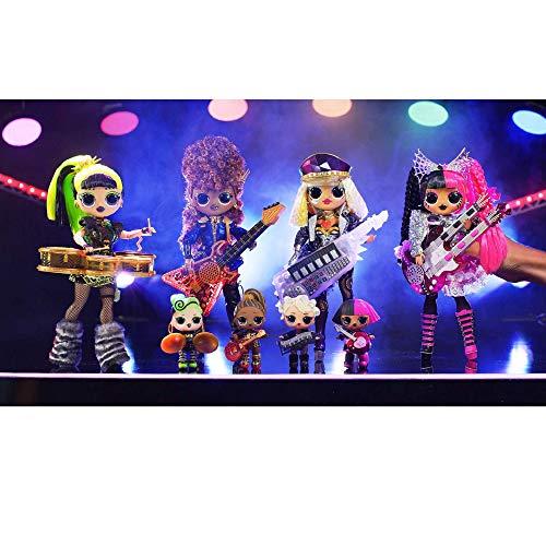 Image 5 - LOL Surprise OMG Remix Super Surprise – Avec 70+ Surprises, 4 Poupées Mannequins & 4 Instruments de Musique