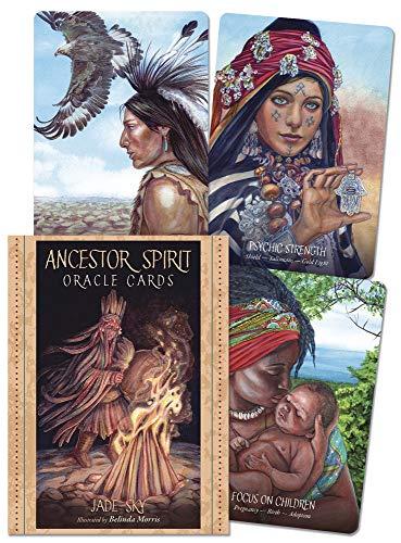 Ancestor Spirit Oracle Cards