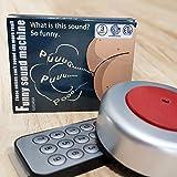 GIIOASA Funny Gag Gift Joke Prank Novelties Machine with Remote New Version,A30-single