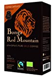 Bonga Red Mountain Reiner Wildkaffee aus Äthiopien,...