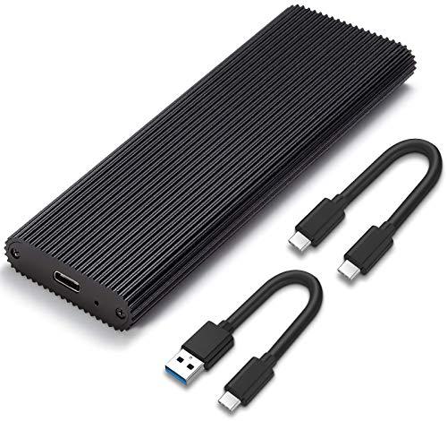 POSUGEAR Case Esterno SSD Adattatore M2 NVMe PCIe...