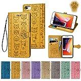 「Doo」新しい iPhone SE (第2世代) ケース 手帳型 iPhone SE2 財布 ケース かわいい オシャレ……