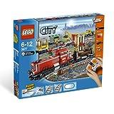 LEGO Train Set #3677 Red Cargo Train