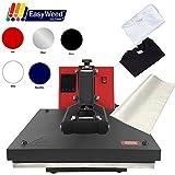 USCutter 15'x15' Digital Heat Press Machine, T-Shirts, Vinyl, Non...