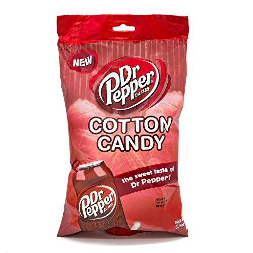 Dr Pepper Cotton Candy - American Dr pepper Candy Floss 88g bag