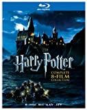 Harry Potter: Complete 8-Film Collection [Blu-ray] (Blu-ray)