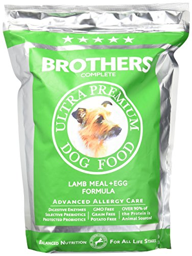 Brother's Lamb Meal & Egg Grain-Free Dry Dog/Puppy...