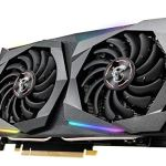 MSI Gaming GeForce GTX 1660 128-Bit HDMI/DP 6GB GDRR5 HDCP Support DirectX 12 Dual Fan VR Ready OC Graphics Card (GTX…