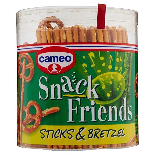 Cameo Snack Friends Sticks e Bretzels - 300 gr