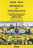 Manuale di psichiatria.