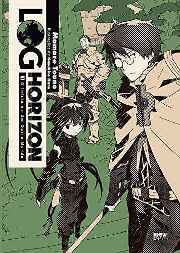 Log Horizon - Volume 1