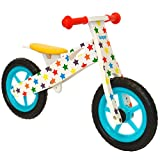 Vélo en Bois boppi pour développer l'équilibre de 2 à 5 Ans Etoiles