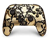 PowerA Pokemon Enhanced Wireless Controller for Nintendo Switch - Pikachu Gold (Only at Amazon.Com)