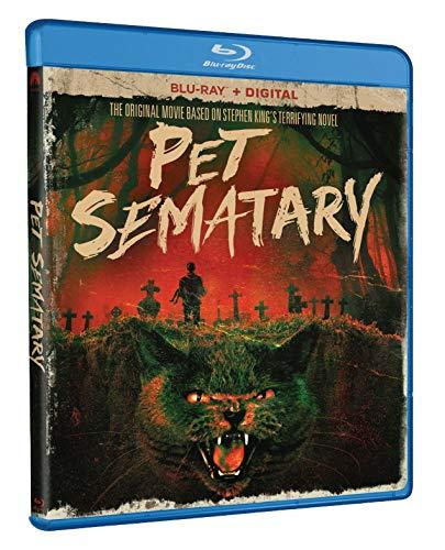 Pet Sematary (30th Anniversary) [Blu-ray]