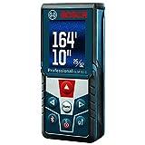 Bosch Blaze GLM 50 C Bluetooth Enabled 165 Laser Distance Measure with Color Backlit Display
