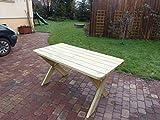 Platan Room Gartenmöbel aus Kiefernholz Gartenbank Gartentisch Kiefer Holz massiv - 2