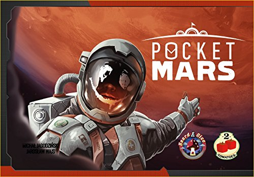 2 Tomatoes Games Pocket Mars, Multicolor (8437016497159-0)