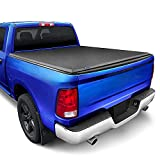 Tyger Auto T3 Soft Tri-Fold Truck Bed Tonneau Cover Compatible with 2002-2018 Dodge Ram 1500;...