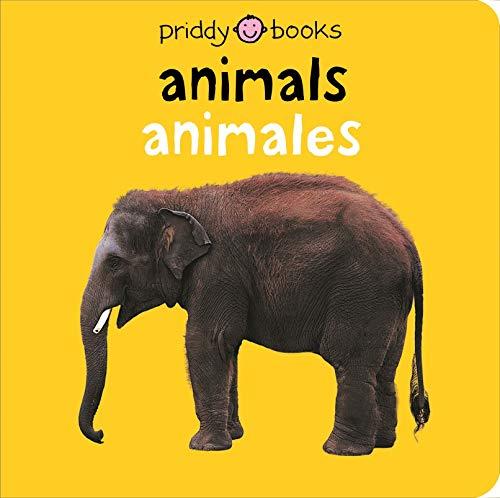 Bilingual Bright Baby Animals (Bright Baby / Bebe Listo)