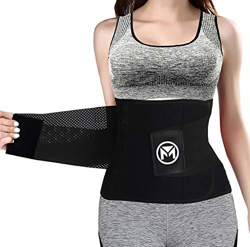 Moolida Waist Trainer Belt for Women Waist Trimmer...