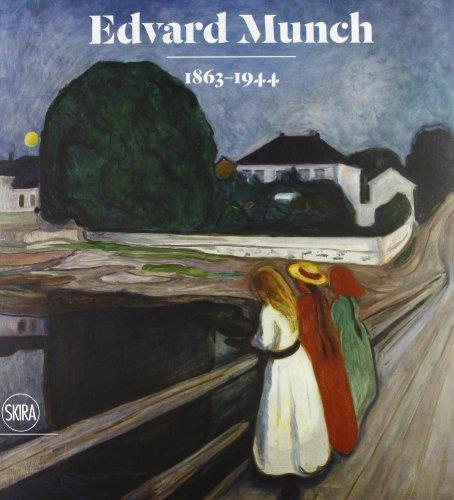 Edward Munch. 1863-1944. Ediz. illustrata