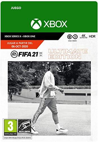 FIFA 21 Ultimate | Xbox One - Código de descarga