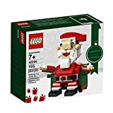 LEGO Bricks & More Santa 40206 Building Kit (Toy)