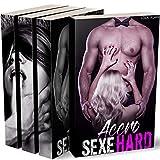 Accro // Sexe HARD (L'INTÉGRALE): Un Voisin Mystérieux ! [Roman Érotique, BDSM, Tabou]