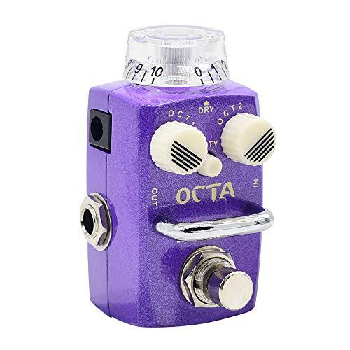 HOTONE Skyline Octa Digital Polyphonic Organ Octave Guitar Bass Effects Pedal