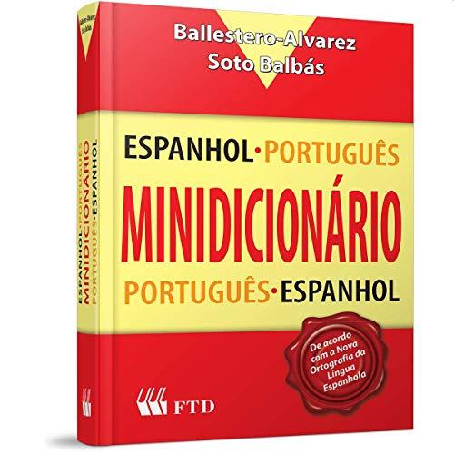 Minidicionário Espanhol-Português e Português-Espanhol