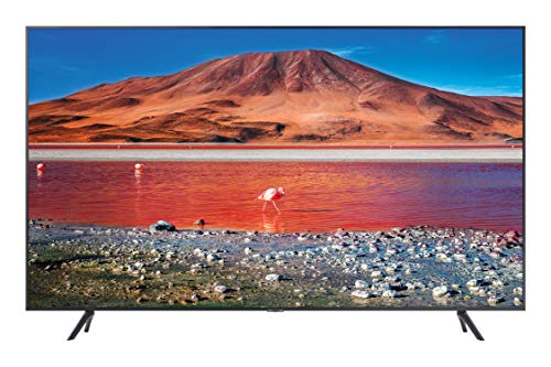 Samsung TV UE55TU7190UXZT Smart TV 55' Serie TU7190, Crystal UHD 4K, Wi-Fi, 2020,Argento
