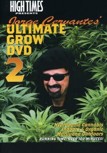 Jorge Cervantes: Ultimate Grow 2 [Edizione: Stati Uniti] [USA] [DVD]