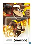 Amiibo can interact with compatible games when players touch them to the Wii U GamePad controller, reading character data into games and saving data to the figure. Different compatible games will use amiibo in different ways. Super Smash Bros. for Wi...