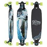Sector 9 Fractal Complete Skateboard, Black