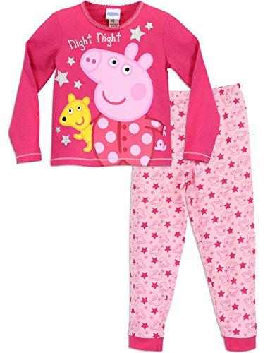 Peppa Pig - Pijama para niñas 2-3 Años