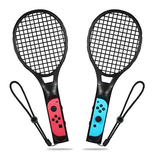 ELTD マリオテニス用Nintendo Switch Joy-Con ハンドル 2個セット エース 専用ハンドル 任天堂 switch ジョ...