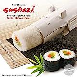 Sushezi - Perfect sushi- Appareil à sushis et makis à piston - EU...
