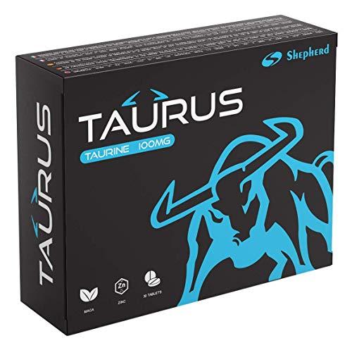 Taurus 100mg 30 Kompressen | Sofortige Wirkung, Maximale Dauer, Ohne Gegenanzeigen, 100{cf07ad06ab1f6a732baabfc04e0125a75a4713cc2029c495dcb4104242d6db49} Natürlich