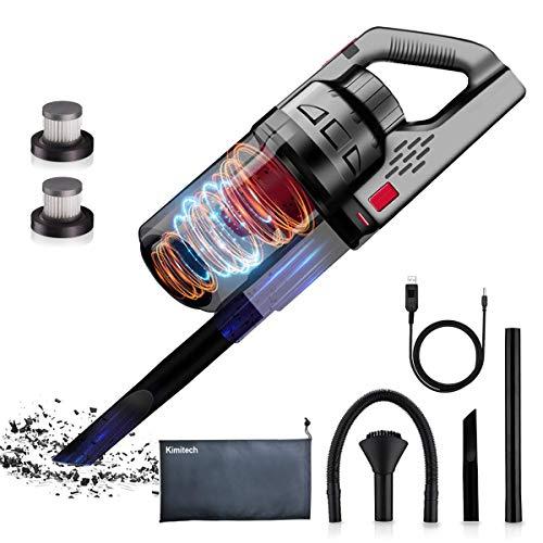 Kimitech Handheld Vacuum Cyclone Cleaner