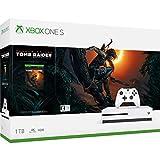 Xbox One Sに、人気のアクションアドベンチャーシリーズ最新作『シャドウ オブ ザ トゥームレイダー』を同梱し、購入後すぐにゲームを楽しんでいただけます。 Ultra HD Blu-Rayディスクや4Kビデオストリーミング再生に対応。豊かな色彩と陰影表現を可能にするHDRカラーサポート。 従来のXbox Oneから体積比40%減の小型化。電源ユニットを本体に内蔵 コントローラーはBluetoothを搭載した最新バージョンを同梱