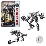 TRANSFORMERS Saga - Robot Grimlock dinosaure 15cm - Jouet transformable 2...