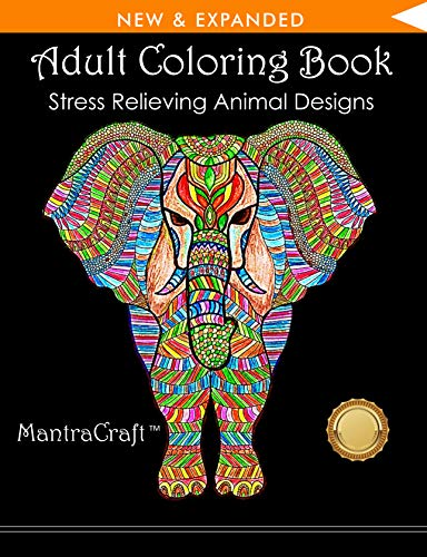51pxm1aJGmL - The 7 Best Adult Coloring Books - A Creative Way to Unwind
