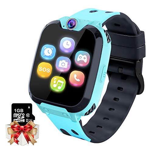 Moweallarge Smartwatch para Niños Game Watch - Juego de Música...